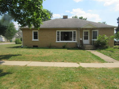 Niles Single Family Home For Sale: 1120 Cedar Street
