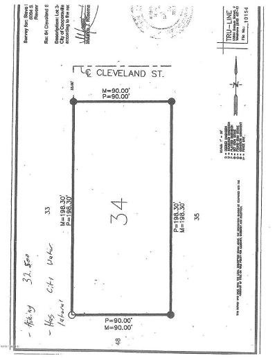 Coopersville Residential Lots & Land For Sale: 84 Cleveland Street W