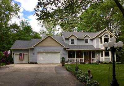 Whitehall Single Family Home For Sale: 4459 Creekside Drive