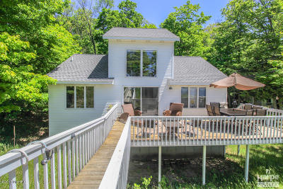 Montague Single Family Home For Sale: 7329 N Old Channel Trail