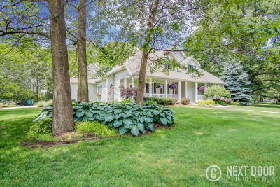 Muskegon Single Family Home For Sale: 1936 Dykstra Road