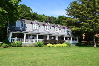 Manistee County Single Family Home For Sale: 4138 Portage Point Drive