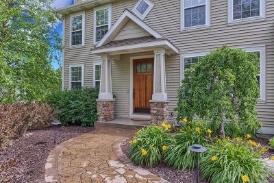 Saugatuck Single Family Home For Sale: 3489 Palmer Drive