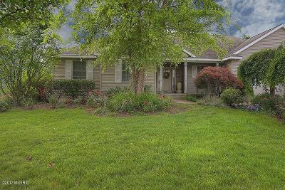 Jenison Single Family Home For Sale: 2976 Hunters Drive