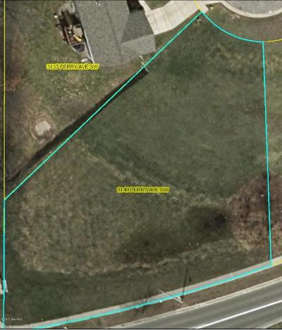 Wyoming Residential Lots & Land For Sale: 3149 Perry Avenue SW