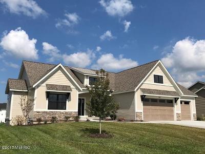 Zeeland Single Family Home For Sale: 1333 Shenandoah Drive #91