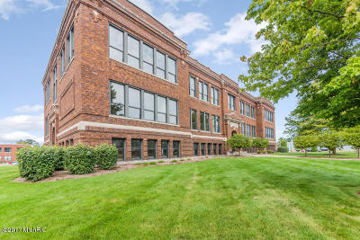Berrien County, Cass County, Calhoun County, Branch County, Hillsdale County, Jackson County, Kalamazoo County, St. Joseph County, Van Buren County Condo/Townhouse For Sale: 460 Broadway Street #201