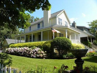 Saugatuck, Douglas Single Family Home For Sale: 417 Summer Grove Drive
