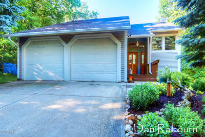 Allegan Single Family Home For Sale: 1843 Fawnbrooke
