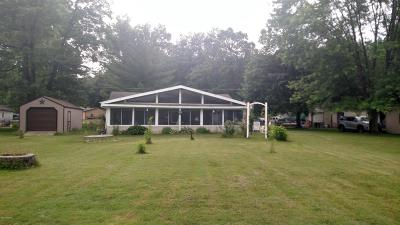Greenville Single Family Home For Sale: 10291 Morgan Mills Road NE