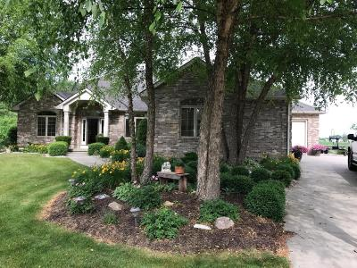 Branch County, Hillsdale County Single Family Home For Sale: 933 Miller Drive