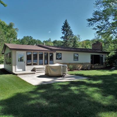 Chippewa Lake, Evart Single Family Home For Sale: 10415 Chippewa Drive