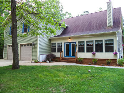 Montague Single Family Home For Sale: 3779 W Roosevelt Road