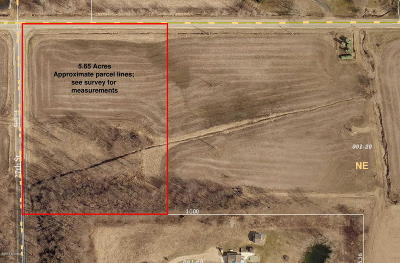 Byron Center Residential Lots & Land For Sale: 2630-A 146th Avenue