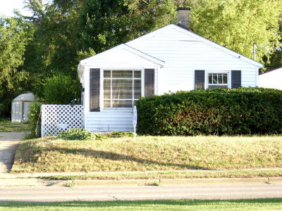 Single Family Home For Sale: 1034 36th Street SW