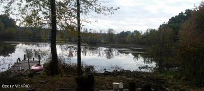 Muskegon Residential Lots & Land For Sale: 1590 Carr Rd