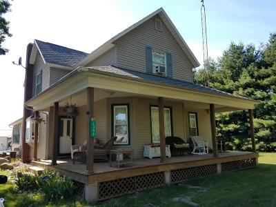 Benton Harbor Single Family Home For Sale: 1346 N Crystal