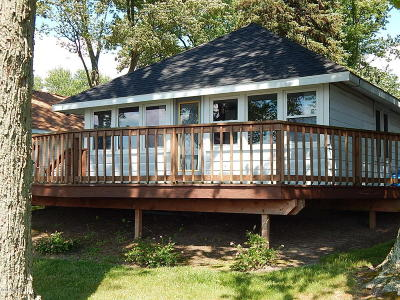 Lake Odessa MI Single Family Home For Sale: $248,000