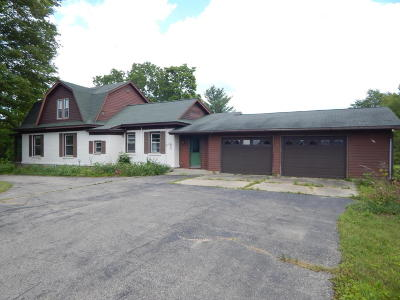 Newaygo County Single Family Home For Sale: 126 E 104th