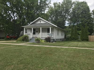 Berrien Springs Single Family Home For Sale: 408 S Main Street