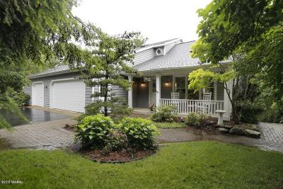 Richland Single Family Home For Sale: 821 S Gull Lake Drive