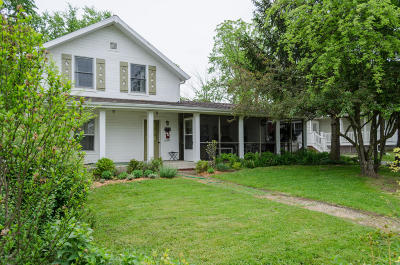 Three Oaks Single Family Home For Sale: 403 S Elm Street