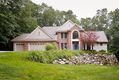 Richland Single Family Home For Sale: 6530 Whitney Woods
