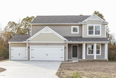 Middleville Single Family Home For Sale: 1479 Springview Court