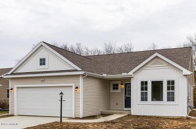 Vicksburg Single Family Home For Sale: 13421 Park West Boulevard