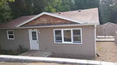 Galien Single Family Home Active Backup: 101 Sherman