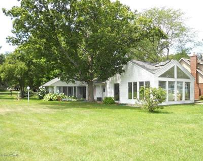 Richland Single Family Home For Sale: 9856 W Gull Lake Drive