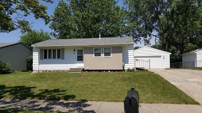 Lowell Single Family Home For Sale: 1365 Jane Ellen