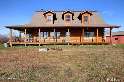 Osceola County Single Family Home For Sale: 15481 130th Avenue