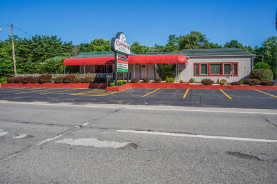 Berrien County Commercial For Sale: 13982 Red Arrow Highway