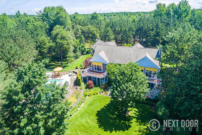Holland, West Olive Single Family Home For Sale: 4966 Pine Cove Lane