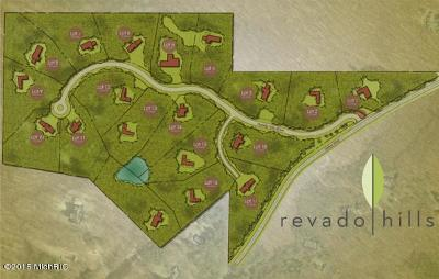 Ada Residential Lots & Land For Sale: 8261 Revado Hills Court SE