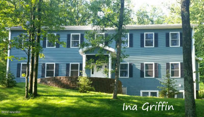 Lowell Single Family Home For Sale: 11020 Foreman SE
