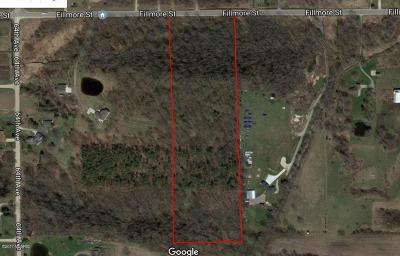 Hudsonville Residential Lots & Land For Sale: 6320 Fillmore Street