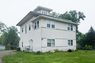 Paw Paw Multi Family Home For Sale: 608 W Michigan Avenue