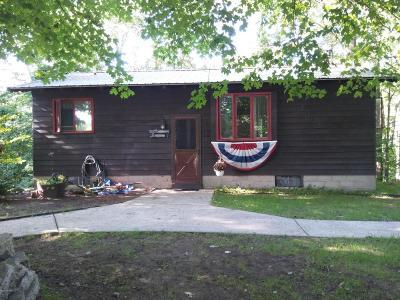 Fremont MI Single Family Home For Sale: $129,700