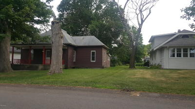 Berrien Springs Single Family Home For Sale: 409 N Kimmel Street