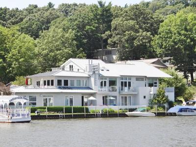 Saugatuck, Douglas Condo/Townhouse For Sale: 515 Park Street #1