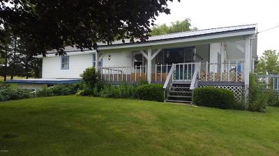New Era Single Family Home For Sale: 3500 Grant