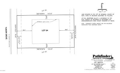 Wyoming Residential Lots & Land For Sale: 3582 Yukon Drive SW
