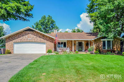Schoolcraft Single Family Home For Sale: 11060 Higley Circle W
