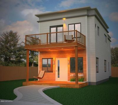 Single Family Home For Sale: 1119 Bemis Street SE