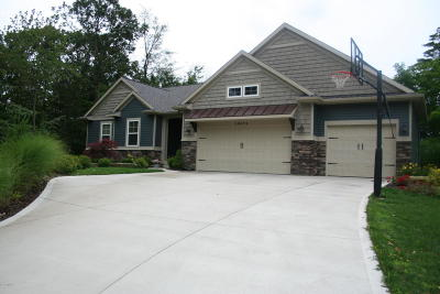 Allendale Single Family Home For Sale: 10073 Jane Dr.