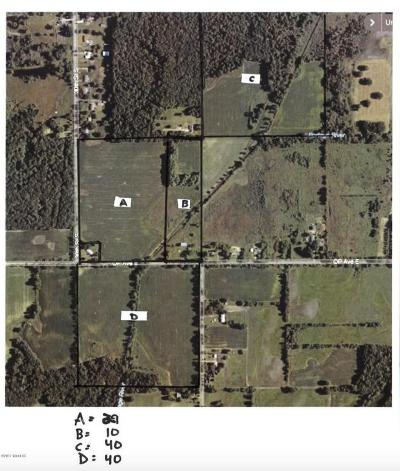 Scotts Residential Lots & Land For Sale: 6717 S 30th
