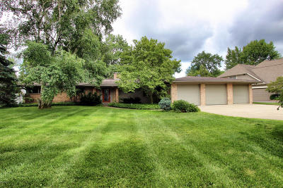 East Grand Rapids Single Family Home For Sale: 3004 Woodcliff Circle SE