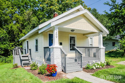 Coopersville Single Family Home For Sale: 269 East Street